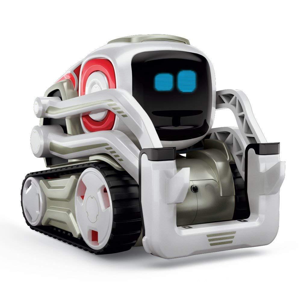 test robot enfant cozmo anki