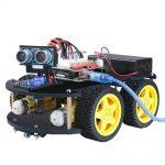 test robot enfant elegoo