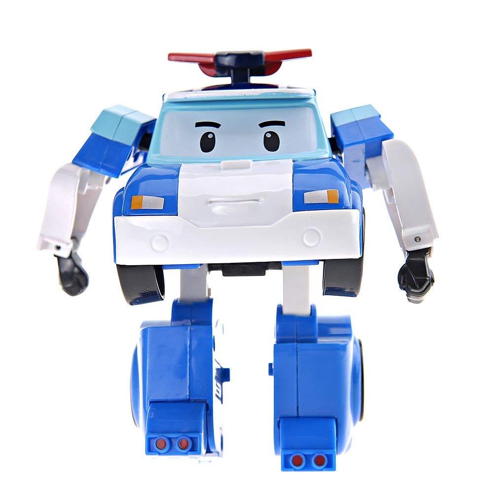test robot enfant robocar poli